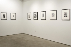 André Kertész : City Views | installation image 2010 | Bruce Silverstein Gallery