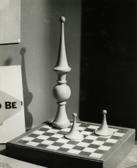 Man Ray -  Permanent Attraction, 1948  | Bruce Silverstein Gallery