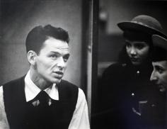 W. Eugene Smith - Recording Artists, Frank Sinatra, 1947-51 | Bruce Silverstein Gallery