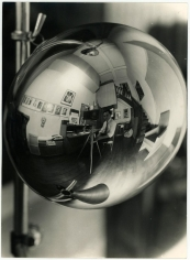 Man Ray (1890-1976) Self Portrait in the Studio 31 bis, rue Campagne Première, 1933-1935 , Gelatin silver print, 9 7/16 x 6 7/8 in. (24 x 17.5 cm)