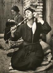W. Eugene Smith - The Spinner, 1951 | Bruce Silverstein Gallery