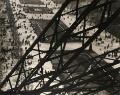 IIse Bing, Tour Eiffel, Paris, 1931