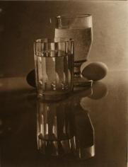 Glasses and Eggs, 1951, Pigment print, printed c. 1951