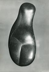 Sculpture II, 1947, Gelatin silver print, printed c. 1950s