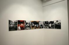 Nicolai Howalt | Car Crash Studies ; Bruce Silverstein Gallery