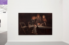 Frieze New York 2017 : Alfred Leslie | installation image | Bruce Silverstein Gallery