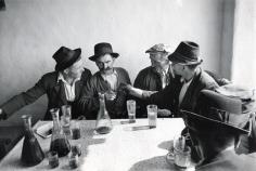 Werner Bischof - Farmer's Inn in the Puszta, Hungary, 1947 Gelatin silver print | Bruce Silverstein Gallery