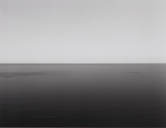 English Channel, Weston Cliff, 1994, Gelatin silver print