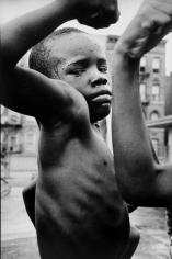 Leonard Freed - Harlem, New York, 1963 | Bruce Silverstein Gallery