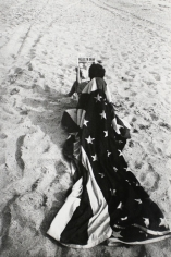 Robert Frank - Marilyn Is Dead, Cape Cod, MA, 1962  | Bruce Silverstein Gallery