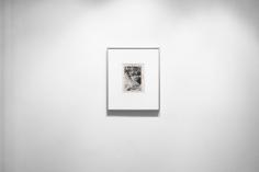 Inscribed: Keith Smith, André Kertész, Aaron Siskind, Alfred Stieglitz, Constantin Brancusi, Diane Arbus, Frederick H. Evans, Francesca Woodman, Robert Doisneau, Erwin Blumenfeld, John Wood | installation image 2015 - 2016 | Bruce Silverstein Gallery
