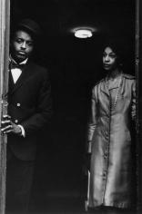 Leonard Freed - Black in White America, Brooklyn, New York City, 1963 | Bruce Silverstein Gallery