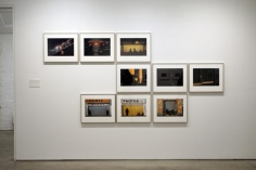 Beyond COLOR : Color in American Photography 1950-1970 | installation image 2010 | Bruce Silverstein Gallery