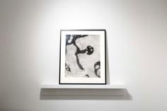 Arthur Siegel, Untitled (Photogram), 1949 Gelatin silver print | Bruce Silverstein Gallery