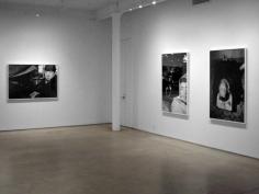 Bruce Gilden : Go | installation image 2006 | Bruce Silverstein Gallery