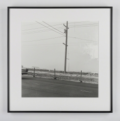Vacant Lots, 1970-2003 Suite of 4 Gelatin silver prints 29 x 29 inches each