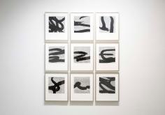 Aaron Siskind (1903-1991), Westport, 1988 9 gelatin silver prints | Bruce Silverstein Gallery