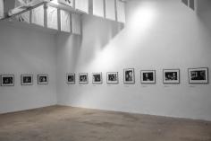 Ryan Weideman : In My Taxi   installation image 2017   Bruce Silverstein Gallery