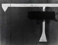 Nathan Lyons - Rochester (T-shape), 1961 | Bruce Silverstein Gallery