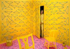 Sandy Skoglund - Hangers, 1979 | Bruce Silverstein Gallery