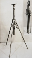 Man Ray, Trepied, 'Pyramid' B.S.G.D.G. (Brevete Sans Garantie Du Gouvernement-- patented but not government tested), 1923-24