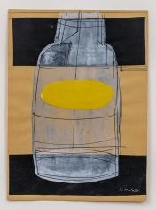 Untitled (Bottle), 1958