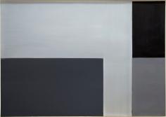 Untitled, 1977 Acrylic on cardboard