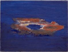 Untitled(Cobalt Blue), 2019-2020
