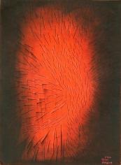 Yayoi Kusama Heart, 1954