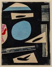 Sonja Sekula work on paper from 1950, Peter Blum Gallery