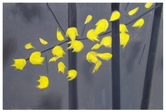 Yellow Leaves 2, 2006