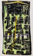 Sonja Sekula work on paper from 1952, Peter Blum Gallery