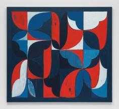Kamrooz Aram Untitled (Arabesque Composition), 2021
