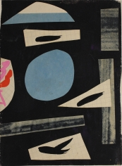 Sonja Sekula Untitled (Letter), ca. 1950s