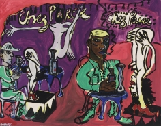 """Stanley Street"", 1986"