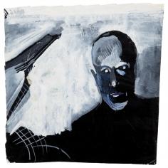 """Untitled (Male Figure)"", ca. 1968-1970"