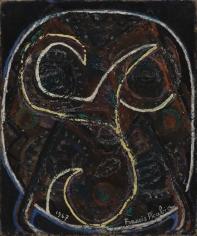 """""""Châves et chauves"""", 1947"""