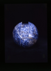 """""""The Sphere with Stairs"""", 1989"""