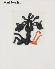 """""""Malbuch (Colouring Book)"""", 2001"""