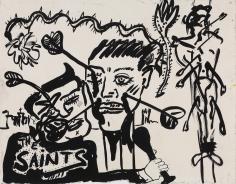 """""""The Saints"""", 1985"""