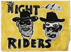 """""""Night Riders"""", 1982"""