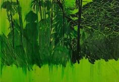 """Maracas Series - Lime Green"", 2010"