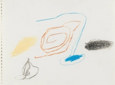"""""""Untitled"""", 1999 Colored pencil on paper"""