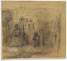 """""""Hommage de Victor Hugo à la Ville de Paris (Homage of Victor Hugo to the City of Paris)"""", 1894"""