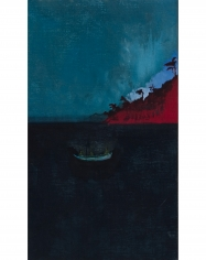 """Cyril's Bay (Dark Night)"", 2008"