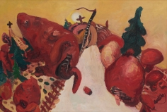 """God's Cornucopia - I am unavoidable"", 1964"