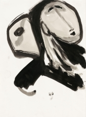 """""""Untitled"""", 1986 India ink on paper"""