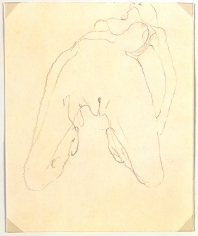 "Joseph Beuys ""Untitled"", 1959"