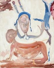 """""""Egyptian Toss Up"""", 1984"""