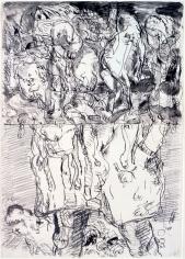 "Georg Baselitz ""Untitled"", 1967"